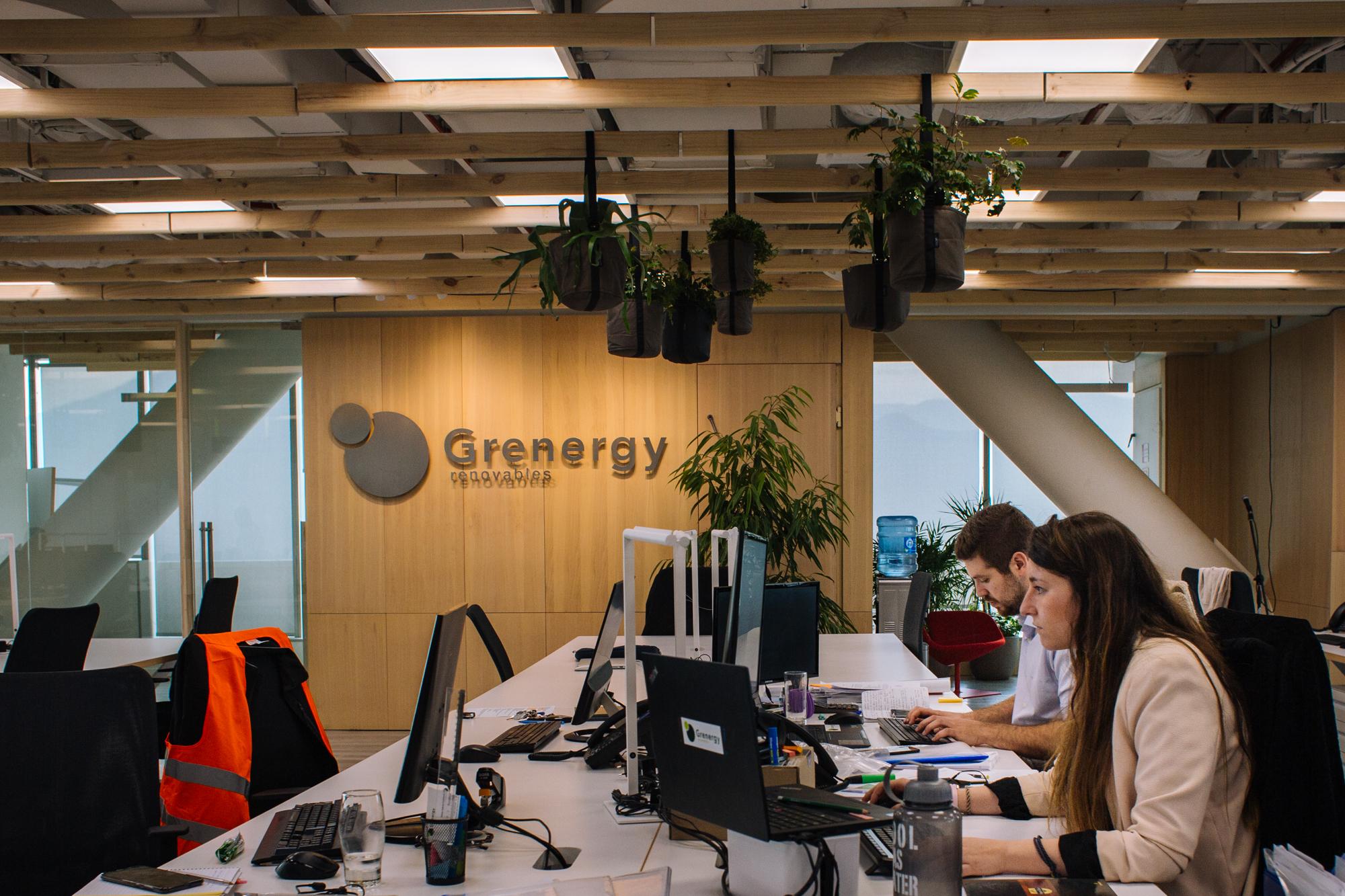 Grenergy logra un pleno desarrollo personal